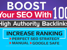 Provide manally 80 HIGH AUTHORITY Powerful Links