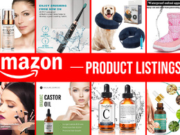 Design amazon product listing images that convert , infographic