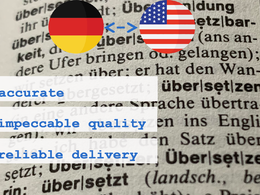 Translate English to German and vice versa