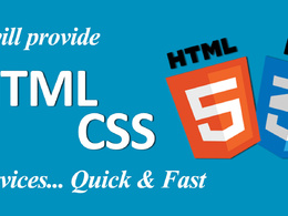 Do any HTML/CSS/Bootstrap task