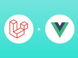 Develop Laravel Vue.js Web App