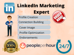 Create and setup your Professional LinkedIn Profile