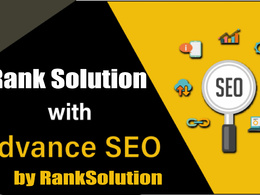 RankSolution - With Multi Tier Authority Backlinks Services