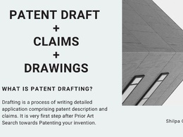 Draft your patent application with fool-proof claims and Drawing