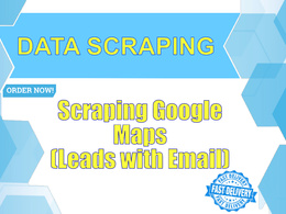 Scrape 1000 Google Maps Business Leads With Email