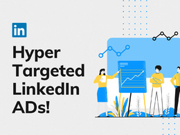 I will setup hyper targeted linkedin ads for your business