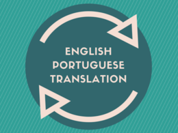 Translate English to Portuguese (vice versa) up to 1500 words