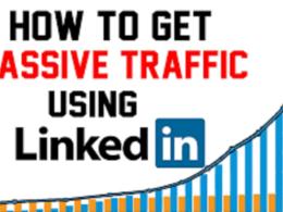 Do linkedin promotion on my 30,000 plus networks