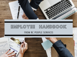 Draft an Employee Handbook for your business!