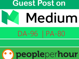 Guest Post on medium.com