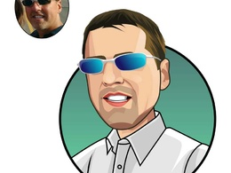 Make your cartoon caricature in 12-24 hours