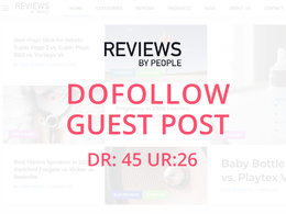 Guest post on ReviewsByPeople.com