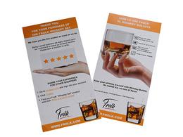 Design attractive brochures, logos and catalogs