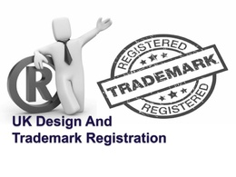 Register your design and trademark in the UK