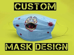 Design face mask