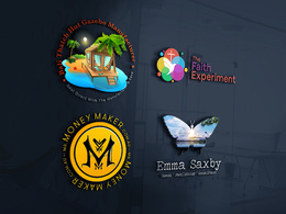 Design bespokes logo design concepts with unlimited revisions