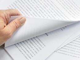 Copy edit English text per 1,000 words