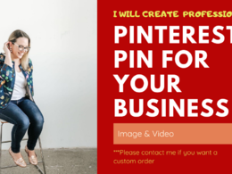 Create a Professional Pinterest Pin for Your Business