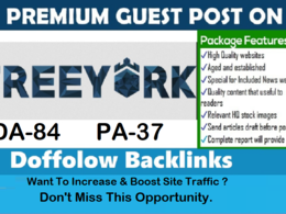 Write and Publish Premium Guest Post on freeyork.org