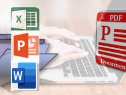 Convert files to PDF, Word, Excel, PPT, JPG