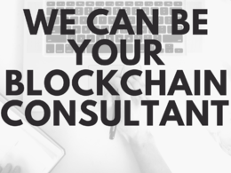 Be your Blockchain consultant