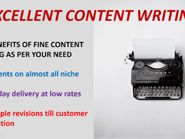 Write content of upto 1000 words in English  in 1 day