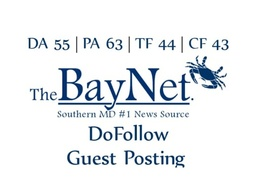 Write and publish guest post on thebaynet