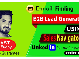 Do b2b lead generation and linkedin leads