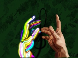 Design cover art for Album, book and more