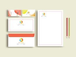 Design Customer Focused Business Stationary