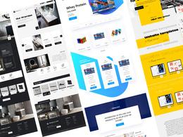 Design & develop your Website/WooCommerce store