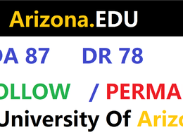 Guest Post on Arizona State University, ASU.edu DA 91