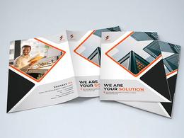 Design the best brochure