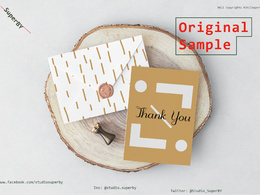 Design Professional Stylish Unique Creative Card/Invitation