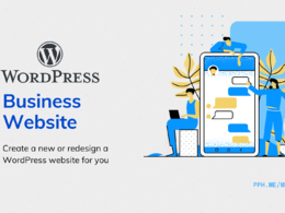Express WordPress Webdesign Service