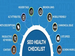 I will do technical seo audit for your business