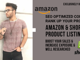 Write 350-450 words of product description for amazon/shopify