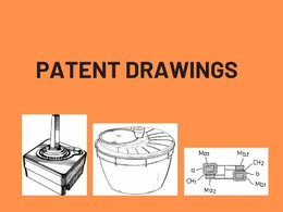 Patent Drawings of your invention / innovative product