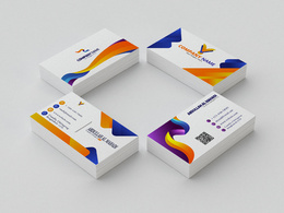 Business Card Smartly Design in 24Hrs