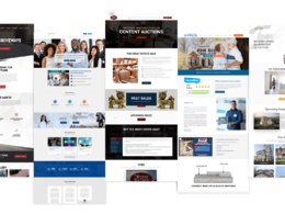 Create a cutom and trendy website or blog for you.