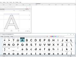 Develop ttf or otf font from scratch