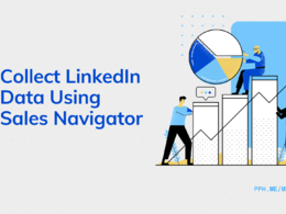 Collect 100 leads from LinkedIn using Sales Navigator