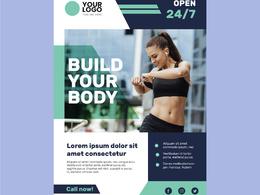 Brochure/ Flyer/ Leaflet Design within Time