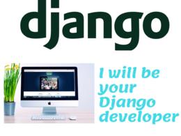 Create your django site