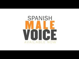 Record a Professional Spanish Male Voiceover