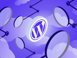 Create a website with wordpress for you