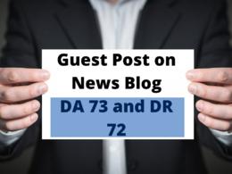 Publish a Guest Post on DavidIcke.com DA 73 and DR 72