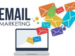 Design and send out your sales email or newsletter from your CRM
