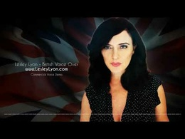 Record a British Female Voice Over, English Voice over, 50 words