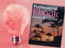 Design of Book Covers, Amazon or Electronic Books
